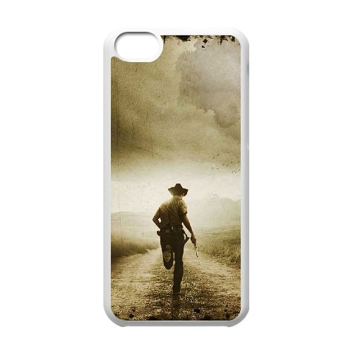 LP-LG Phone Case Of The Walking Dead For Iphone 5C [Pattern-6] Pattern-4
