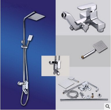 MDRW-Special copper shower shower bathroom shower set shower, Jacuzzi, bubble