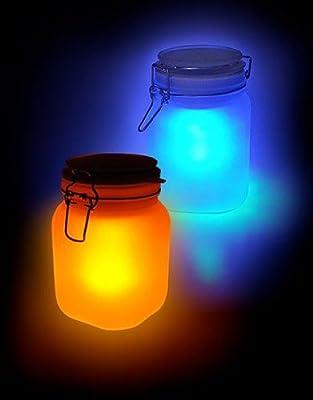 Sun Jar Solarleuchte Moon Jar im Einmachglas von 3S GmbH & Co. KG - Lampenhans.de