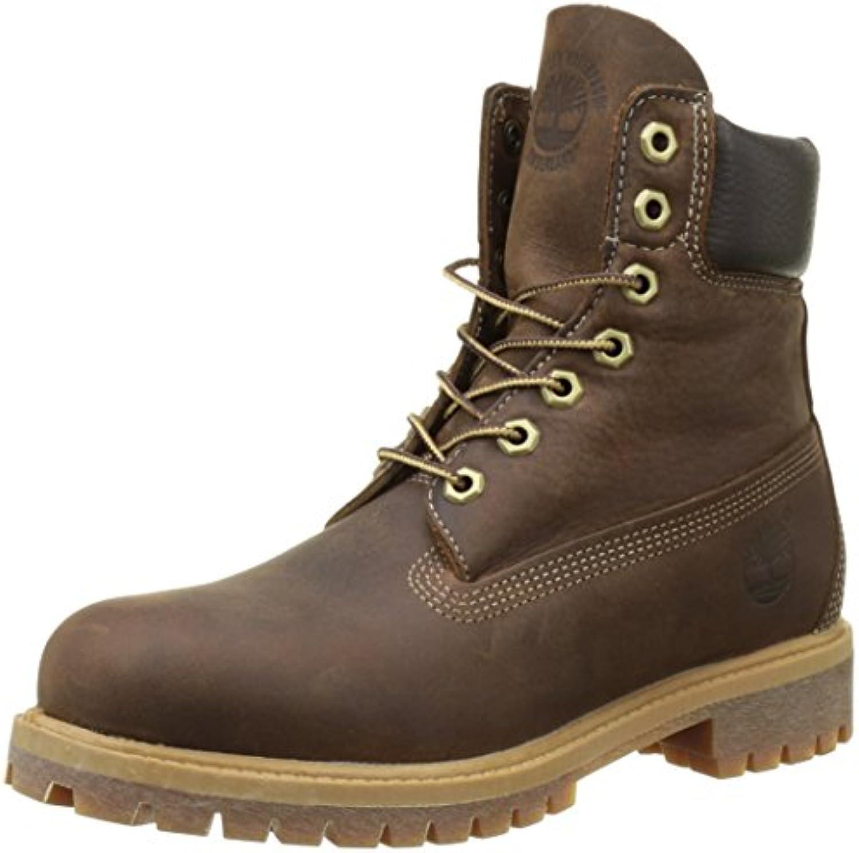 Timberland Heritage 6  Premium Waterproof (Wide Fit), Stivali Uomo | Lo stile più nuovo  | Uomo/Donna Scarpa