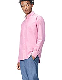 find. Men's Cotton Regular Fit Oxford Shirt