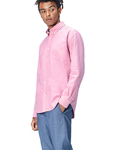 Find. regular oxford camicia, viola (fuchsia), medium