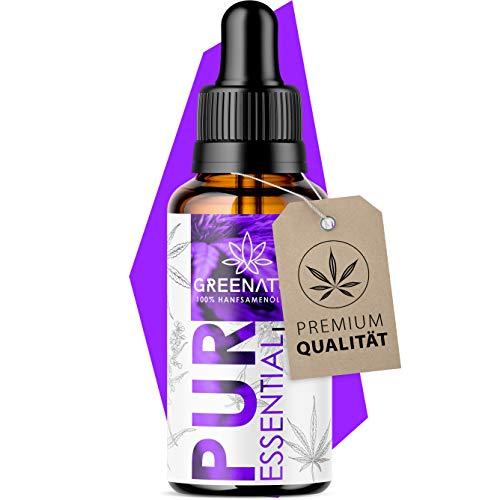 Original GreenNature Premium Essential - Purple Edition 10ml I Nach höchsten Standards in Deutschland hergestellt I Laborgeprüft I Neutrale Verpackung