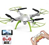 SUPER TOY X5HW-I WiFi FPV Drone with HD Camera Live Video Altitude Hold