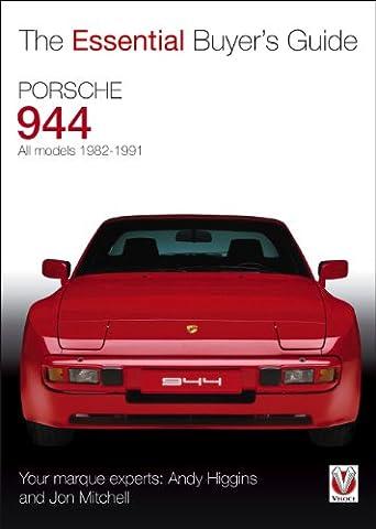 Porsche 944: All Models