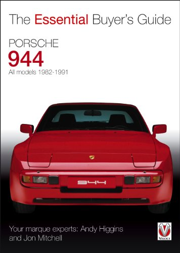 Porsche 944: All models 1982-1991 (Essential Buyer's Guide)