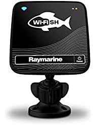Raymarine Wi-Fish CHIRP DownVision - Sonda WiFi para smartphones y tablets, cable de 4 metros