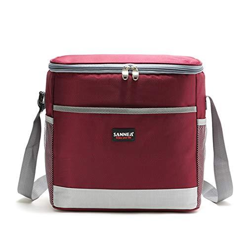 LHY TRAVEL Ice Pack Outdoor Picknick Tasche Umhängetasche Lunchpaket 3 Farben optional,B - Optional Travel Pack