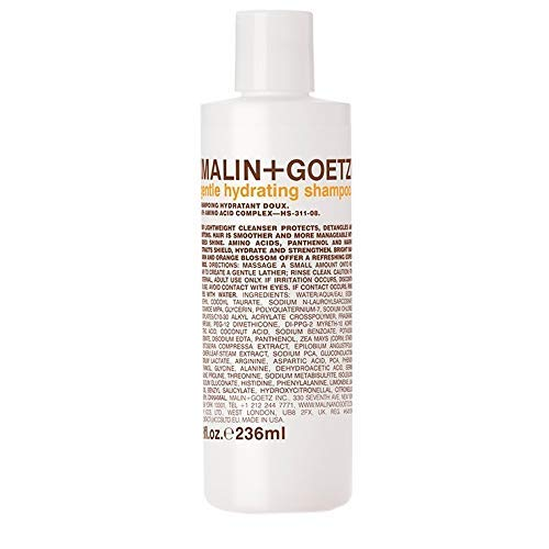 MALIN+GOETZ gentle hydrating shampoo 8pz/236ml -