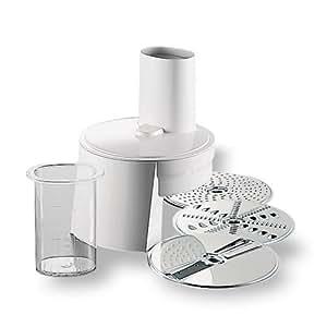 Bosch muz4ds2 sminuzzatore per robot da cucina casa e cucina - Robot per cucinare e cuocere ...