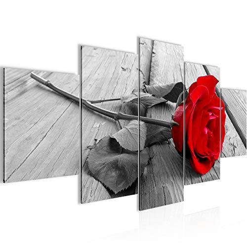 Leinwandbild Leinwandbild Rose