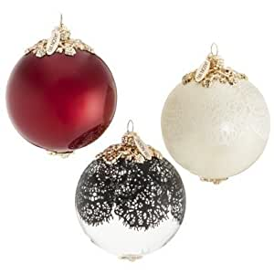 Jason Wu for Target Glass Ornament Set by Neiman Marcus for Target