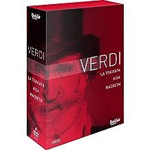 VERDI / La Traviata - Aida - Macbeth