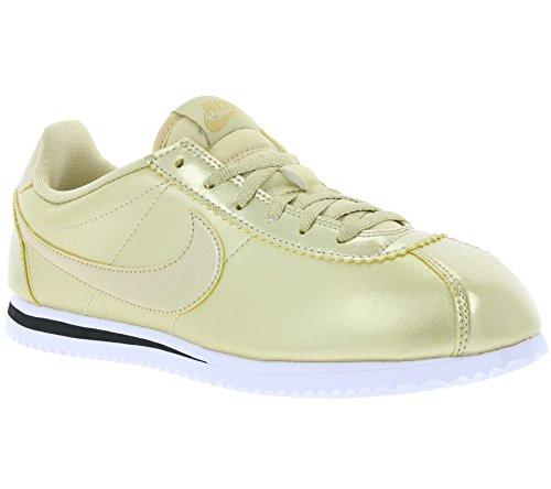 Nike Mädchen 859569-900 Turnschuhe Gold