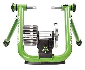 Kinetic Road Machine Smart Bike-Trainer, Grün