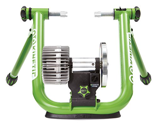 Kinetic Road Machine Smart Bike-Trainer, Grün