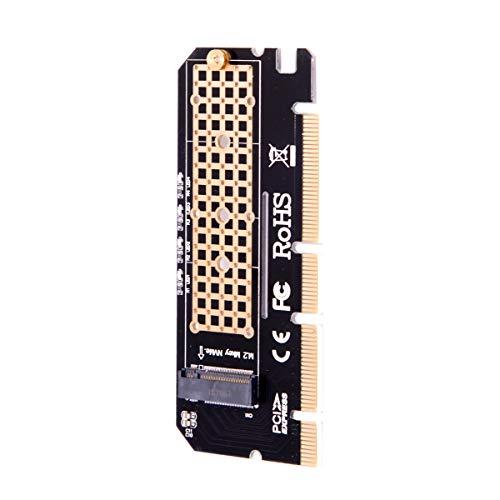 cablecc NGFF M-Key NVME AHCI SSD auf Motherboard PCI-E 3.0 16x 4X Adapter für XP941 SM951 PM951 970 960 EVO SSD