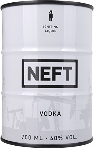 NEFT White Barrel Vodka - 700 ml