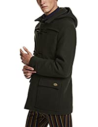Scotch & Soda Herren Jacke Classic Duffle Coat in Wool Quality