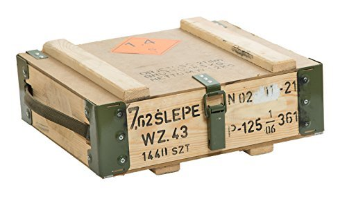 "'Caja para munición ""7.62slepe Caja de almacenamiento (tamaño aprox."