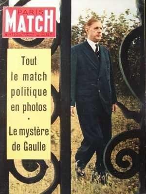 PARIS MATCH [No 157] du 15/03/1952 - Allemagne FEDERALE-OCCIDENTALE ANDRE MAUROIS ANNA PIERANGELI ANTOINE PINAY COLONEL ROZANOFF CYCLISME - TOUR DE France ELECTRICITE FERNAND GREGH GEORGE SAND GERTRUDE STEIN GOUVERNEMENT DE LA France LE GENERAL DE GAULLE MAURICE CHEVALIER MONY DALMES MUSIC-HALLS PARTI POLITIQUE R.P.F. PIERRE RENOIR PROCES SCAFFA RESISTANCE TRAVAUX HYDRAULIQUES YVONNE MENARD