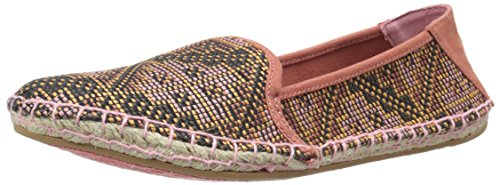 Reef Shaded Summer Es, Baskets Basses Femme, 9 US Multicolore - Varios colores (Rust Raffia)