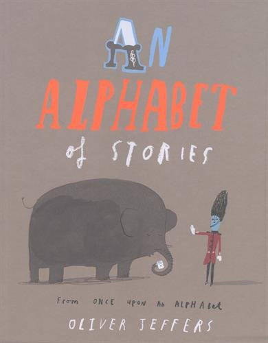 An Alphabet of Stories par Oliver Jeffers