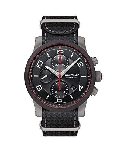 Montblanc Timewalker Automatic Chronograph E-Watch