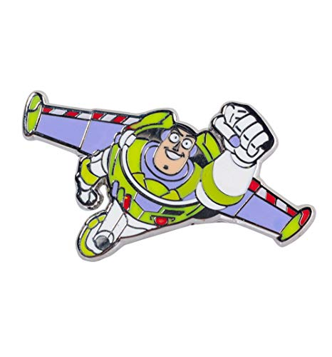 Disney Pixar Toy Story Buzz Lightyear Enamel Pin -