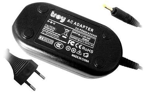 Bloc d'Alimentation Troy, Adaptateur de Courant, Chargeur pour ACK-800, Env.-PS800,