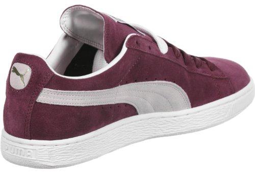 Puma Suede Classic 352634 Sneaker Uomo rosso vinaccia