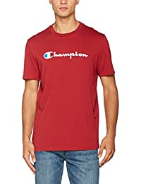 Champion Men Crewneck Institutionals T-Shirt