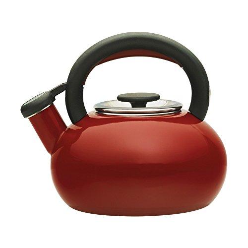 prestige-enamel-14-litre-retro-stove-top-kettle-red
