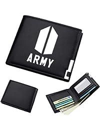 Geldbeutel Geldbörse Army Style Schwarz Blau Oliv Grün Camouflage Nylon NEU
