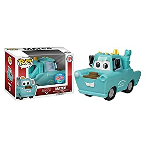 Funko Pop Tow 'Mate' Mater – NYCC 2015 – Azul (Cars 129) Funko Pop Cars