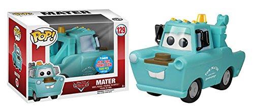 Funko Pop Tow 'Mate' Mater – NYCC 2015 – Azul (Cars 129) Funko Pop Cars