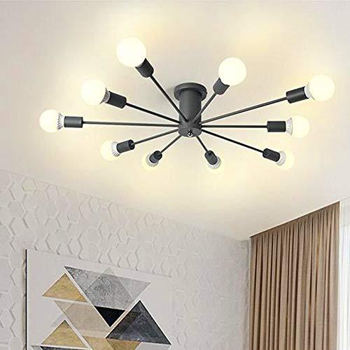 SBB Iluminación de techo:10-luz Montage de Flujo Luz Ambiente 220-240V Bombilla no incluida / 15-20㎡...