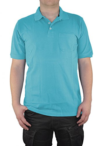 Redmond - Regular Fit - Herren Polo Shirt in verschiedenen Farben (900) Blau(14)