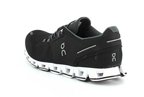 On Running Cloud Black Black White Black White