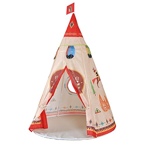 pericross-kids-teepee-playset-indian-tent