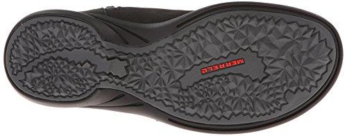 Merrell Captiva Launch Mid 2 Wtpf, Chaussures d'équitation femme Noir (Black)
