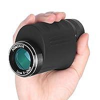 Aomekie Monocular Handheld 8-20X25 Zoom HD Portable Telescope