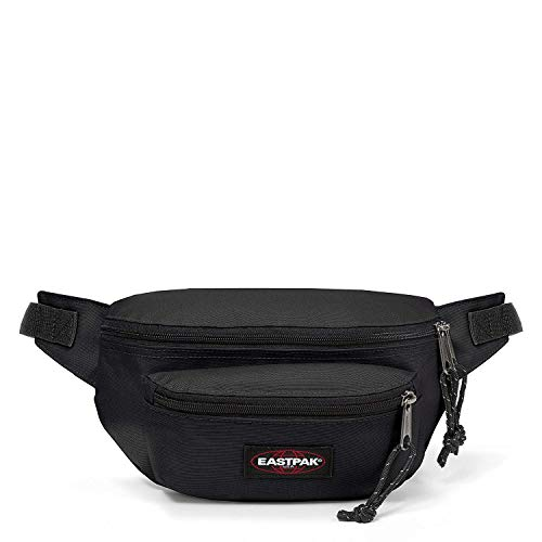 Eastpak Doggy Bag Sac Banane, 27 cm, 3 L, Noir (Black)