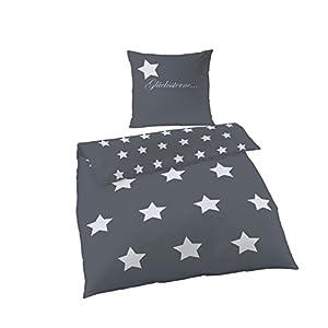 Bettwäsche 200220 Mit Sternen Günstig Online Kaufen Dein Möbelhaus