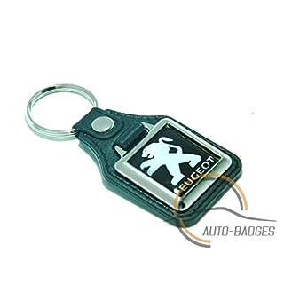 auto-badges Peugeot keyring peugeot 5008 307 407 607 key ring