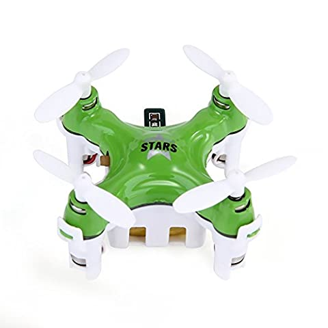 TTLIFE CX-STARS 2.4G 4CH 6 Axis Gyro Super Mini LED RC Quadcopter Drone