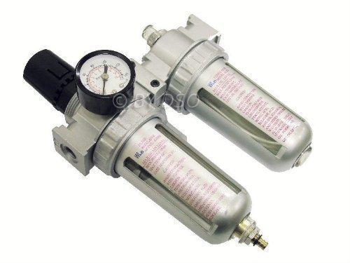 Filtro Aria Regolatore Per Compressori E Utensili ad Aria (Regolatore Filtro)