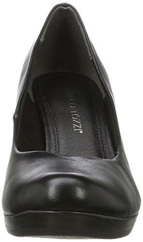 Marco Tozzi 22407, Scarpe con Tacco Donna Nero (Black Nappa)