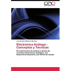 Electrónica Análoga - Conceptos y Técnicas