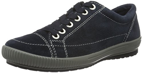 Legero Tanaro Sneakers da Donna, Colore Blu (Pacific Kombi 81), Taglia 37 EU (4 UK)
